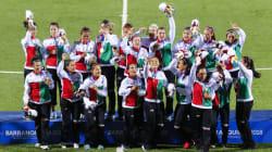Mexicanas son de oro en Juegos Centroamericanos y del