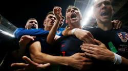 Croacia vence; el segundo finalista de Rusia 2018 está