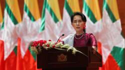 ミャンマー情勢とスーチー女史の変わらぬ覚悟