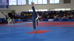 OrgulloMx: La taekwondoín Daniela Rodríguez da el primer oro a México en