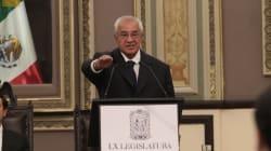Guillermo Pacheco es nombrado gobernador interino de