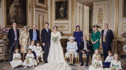 The Royal Family Is All Smiles In Princess Eugenie's Official Wedding