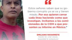Alertan ante la CIDH intención de cerrar caso Ayotzinapa ante probable alternancia