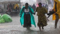 Ni una tormenta detiene a Lorena Ramírez, la corredora rarámuri que gana
