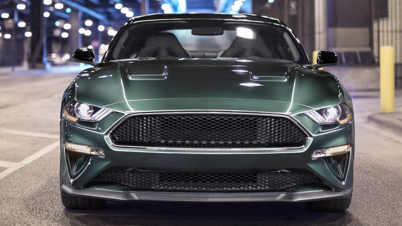 480 hp 2019 ford mustang bullitt now open for orders autoblog. Black Bedroom Furniture Sets. Home Design Ideas