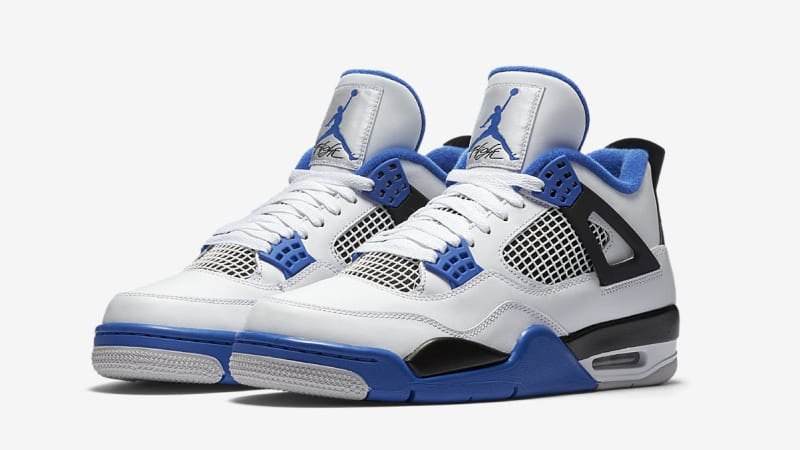 bd0e93295c Nike announced that it's relaunching the Air Jordan IV Motorsport, a  sneaker inspired by ...