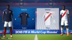 On a fait jouer 10 fois France-Pérou à l'IA