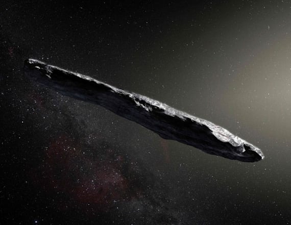 Scientists to investigate if asteroid is alien craft