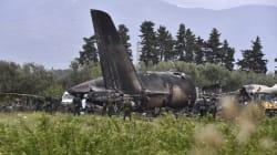 257 Dead In Algeria Military Plane