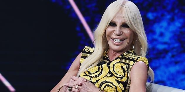 Donatella Versace ne veut plus de fourrure animale pour la marque