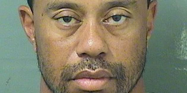 Tiger Eldrick Woods appears in a booking photo released by Palm Beach County Sheriff's Office in Palm Beach, Florida, U.S., May 29, 2017. Palm Beach County Sheriff's Office/Handout via REUTERSTHIS IMAGE HAS BEEN SUPPLIED BY A THIRD PARTY. FOR EDITORIAL USE ONLY. NOT FOR SALE FOR MARKETING OR ADVERTISING CAMPAIGNS