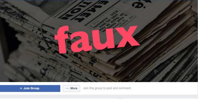 La République En Marche va lancer un groupe public non-partisan sur Facebook pour combattre les fake news.
