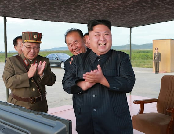 N. Korea expert: US should bomb Kim Jong Un's toilet