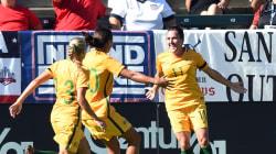 Awesome Matildas Waltz Past Brazil 6-1, Win Tournament Of