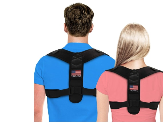 Shoppers love this $27 best-selling back brace