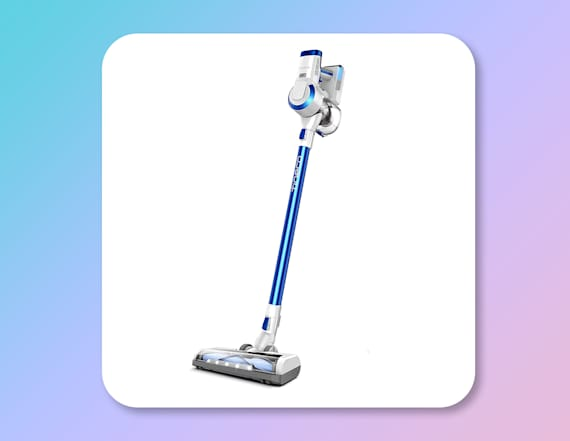 This vacuum on Amazon is just as good as Dyson's