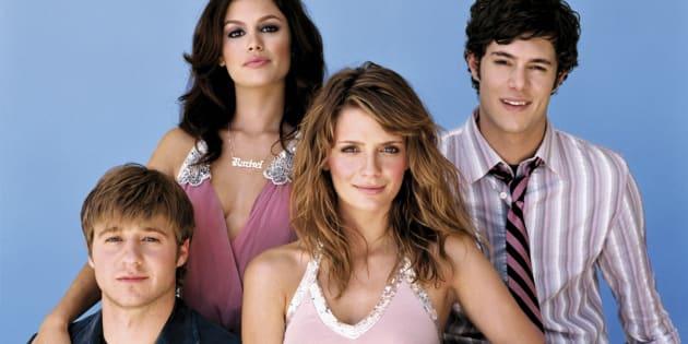 Ryan, Summer  Marissa e Seth: o quarteto protagonista de 'The O.C.'