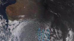 Incredible Burrrrrst Of Antarctic Air Hits Eastern