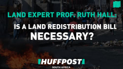 Watch: The Redistribution Bill Will Be The 'Heartbeat' Of The Land-Reform Project – Professor Ruth