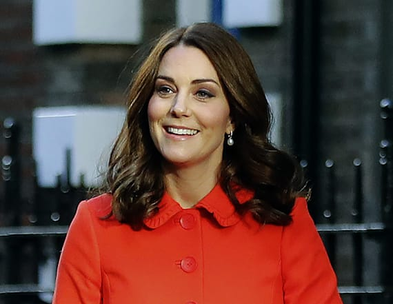 All eyes were on Duchess Kate's ring finger