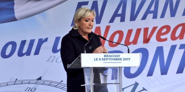 Marine Le Pen refuse de venir en aide à un fidèle soutien
