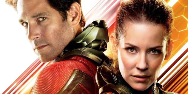 """""""Ant-Man et la Guêpe"""", deuxième volet des aventures du super-héros à la taille variable, marque les débuts de sa partenairela Guêpe dans l'univers cinématographique Marvel."""