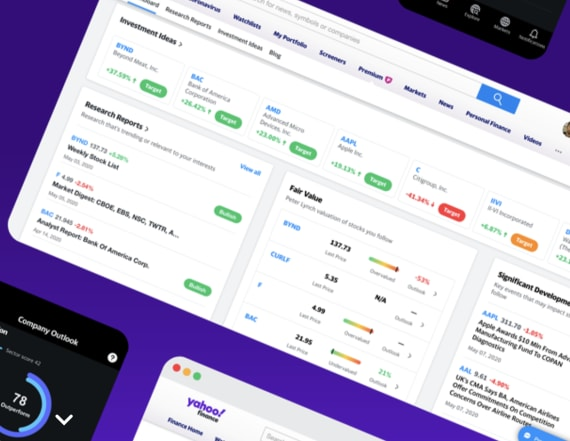 Boost your investing game with Yahoo Finance Premium