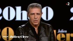 Julien Clerc compare la vie sentimentale de Johnny Hallyday à sa situation