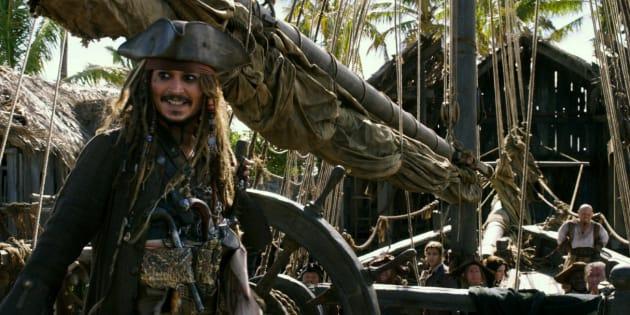 """Le nouveau """"Pirates des Caraïbes"""" révèle enfin l'origine du nom de Jack Sparrow"""