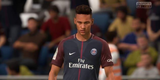 """Comment le PSG veut devenir un grand club international grâce à """"FIFA 18""""."""