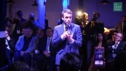 À Saint-Denis, Macron cite (presque) Hollande :