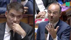 Philippe répond à Faure en comparant l'affaire Benalla à l'affaire