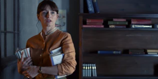 Fotograma de la película 'La librería' (Isabel Coixet, 2017)