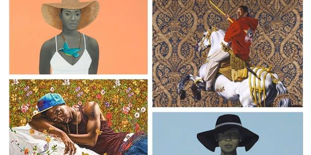 Les artistes choisis par les Obama pour leur portrait officiel vont sérieusement dépoussiérer le genre