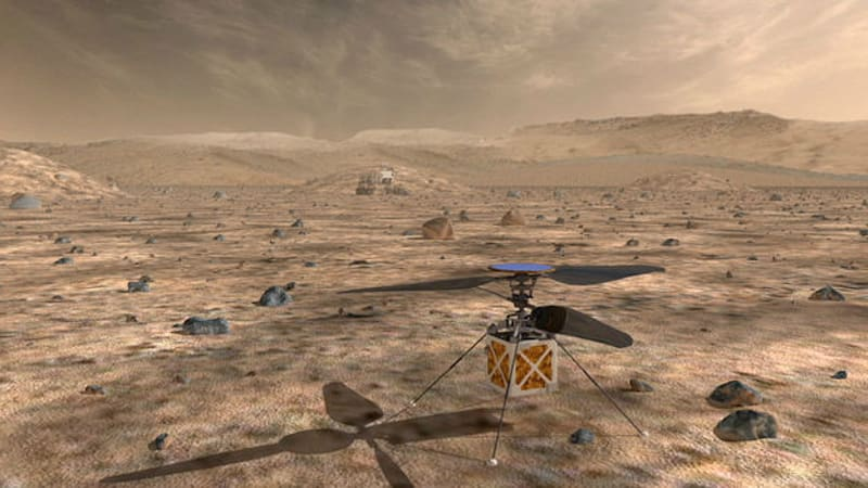 NASA's Mars Helicopter begins final testing before 2020 mission