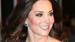 La razón por la que Kate Middleton no fue de negro a los