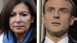 Macron fait part de