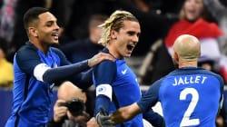 Regardez les buts de la victoire des Bleus contre le Pays de
