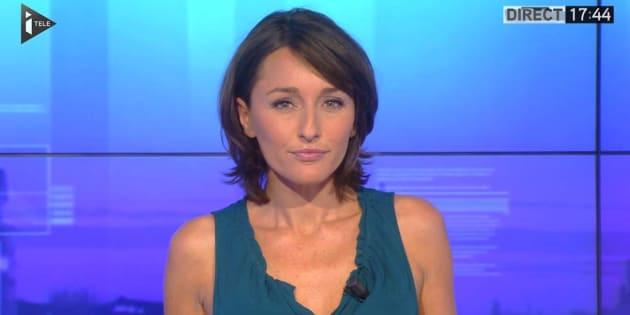 Amandine Bégot quitte iTélé après sept ans d'antenne.