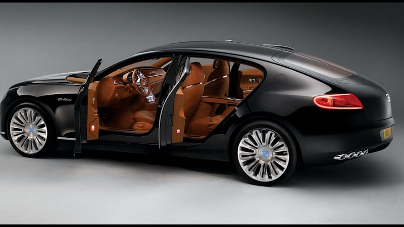 Back in 2009 Bugatti showed a four-door concept called the Galibier and it seemed like it would make it to production. That project stalled out though ... & Bugatti\u0027s next model could have 4 doors electrified powertrain ... Pezcame.Com