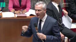 Le Maire obligé de dire non aux députés En marche qui voulaient faire