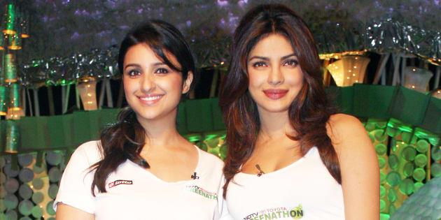 Parineeti Chopra Wishes Cousin Priyanka A Happy Birthday With