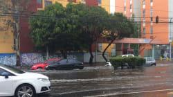 FOTOS: Así se puso la tormenta en el sur de