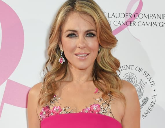 Elizabeth Hurley opens up about losing her grandma