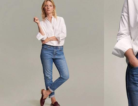 Everlane just launched a new affordable denim line