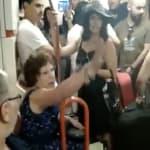 Episodio racista en el metro de Madrid: