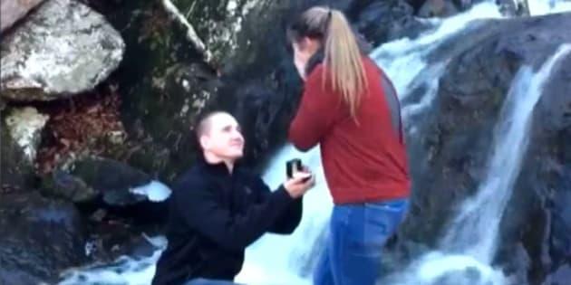 Waterfall proposal