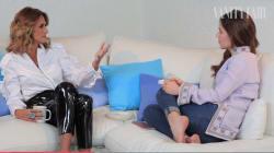 VIDEO: Camila Sodi habla con Adela Micha sobre 'El