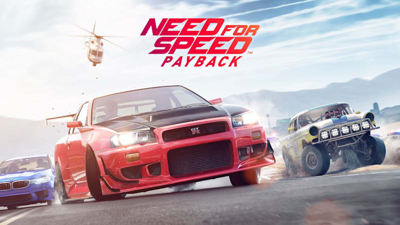 Need For Speed Payback Will Be The Video Game Equivalent Of The Fast