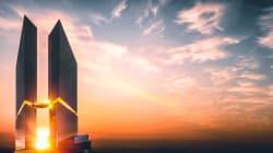 Deux tours de plus de 50 étages dans le Quartier des